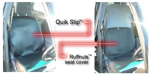 Ruffnuts Quik Slip Seat Covers