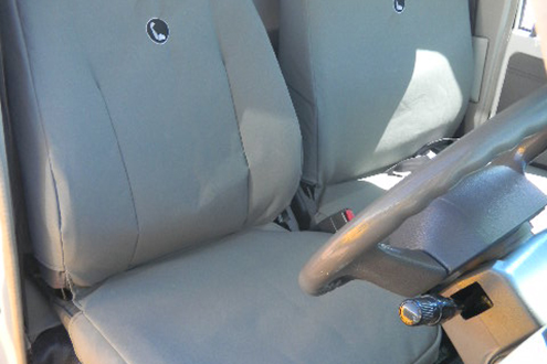 Tuffnuts Seat Covers for 4WD