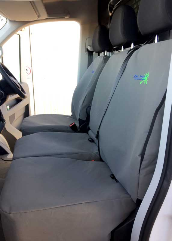 Tuffnuts canvas seat cover for mercedes sprinter