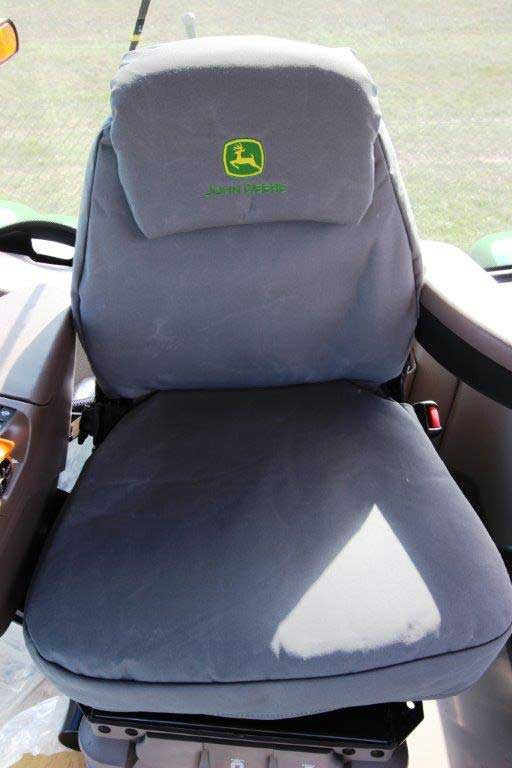 embroider your logo onto your seatcovers